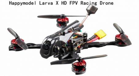 Happymodel Larva X HD FPV Racing Drone