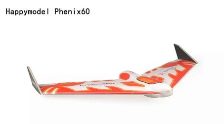 Happymodel Phenix60 RC Airplane
