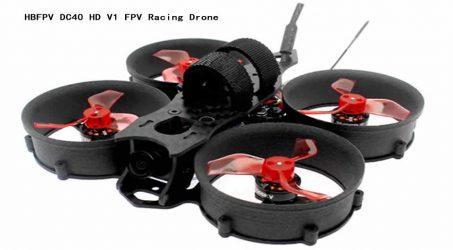 HBFPV DC40 HD V1 FPV Racing Drone