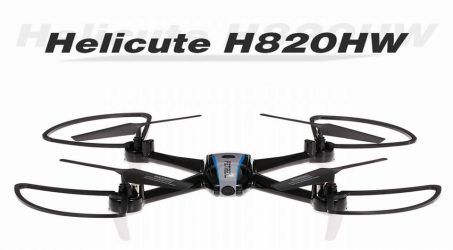 Helicute H820HW PETREL RC Quadcopter