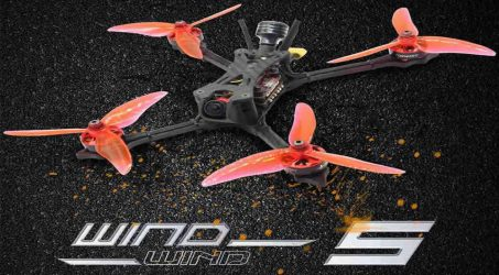 HGLRC Wind5 FPV Racing Drone