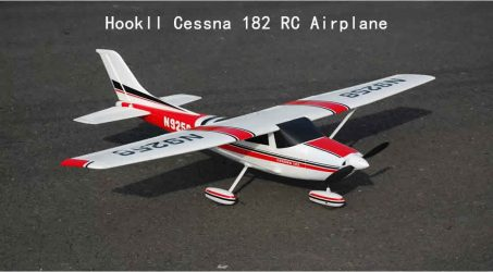 Hookll Cessna 182 RC Airplane