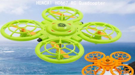 HUACAI HC667 RC Quadcopter