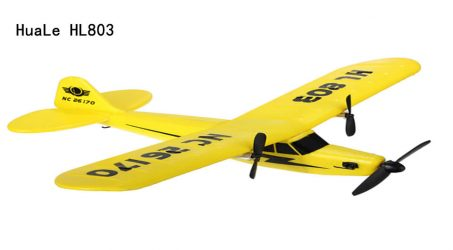 HuaLe HL803 2.4G RC Airplane RTF