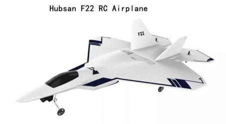 Hubsan F22 RC Airplane