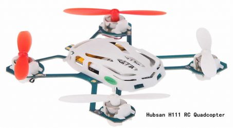 Hubsan H111 RC Quadcopter