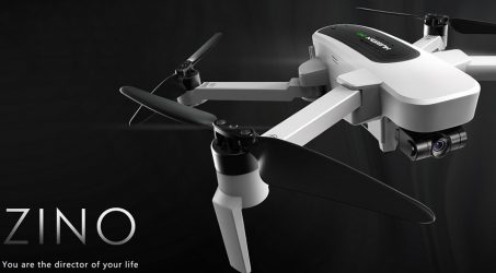 Hubsan H117S Zino RC Quadcopter