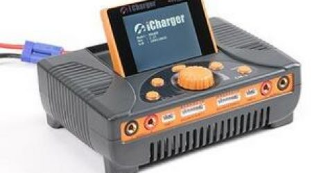 iCharger 406 DUO 1400W 6s Lipo Battery Balance Charger