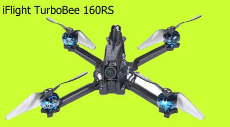 iFlight TurboBee 160RS Racing Drone