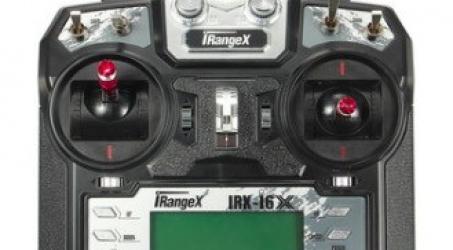 iRangeX iRX-i6X RC Transmitter With A8S Receiver