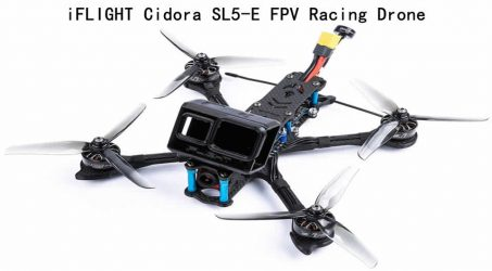 iFLIGHT Cidora SL5-E FPV Racing Drone