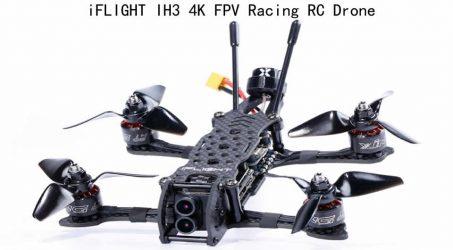 iFLIGHT IH3 4K FPV Racing RC Drone
