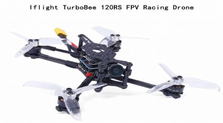 Iflight TurboBee 120RS FPV Racing Drone