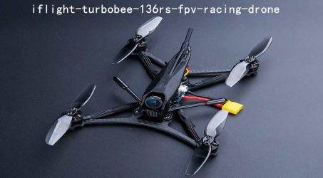 iFlight TurboBee 136RS FPV Racing Drone