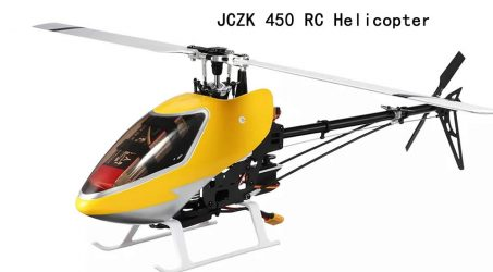 JCZK 450 RC Helicopter