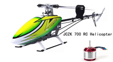 JCZK 700 RC Helicopter