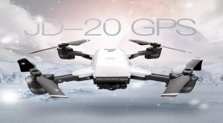 JDRC JD-20G RC Quadcopter RTF
