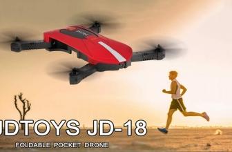 JDTOYS JD-18 RC Quadcopter