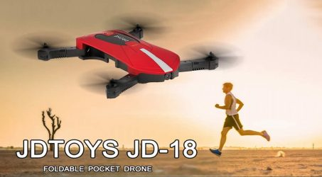 JDTOYS JD-18 RC Quadcopter