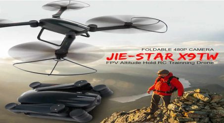 JIE-STAR X9TW RC Quadcopter