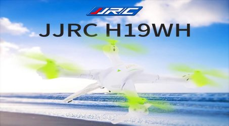 JJRC H19WH RC Quadcopter