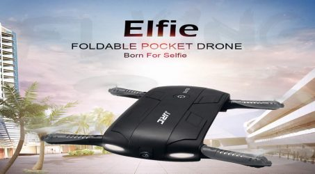 JJRC H37 ELFIE RC Quadcopter