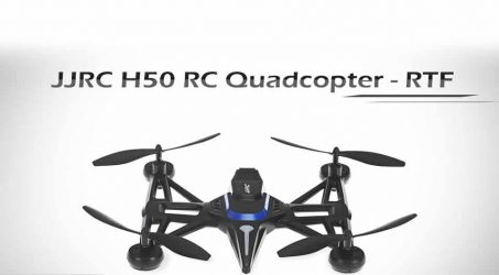 JJRC H50 RC Quadrocopter – Black