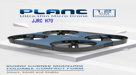 JJRC H70  Mini Ultra-thin RC Quadcopter