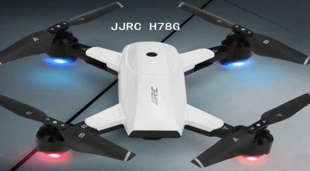 JJRC H78G 5G WiFi FPV GPS RC Quadcopter RTF