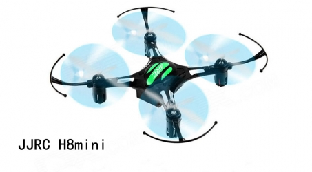 JJRC H8mini Mini Quadcopter – White