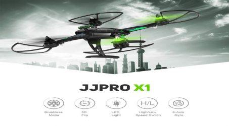 JJRC JJPRO X1 RC Quadcopter RTF