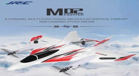 JJRC M02 RC Airplane RTF