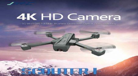 JJRC X11P SCOUTER+ RC Quadcopter