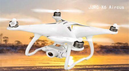 JJRC X6 Aircus 5G WIFI FPV RC Quadcopter RTF