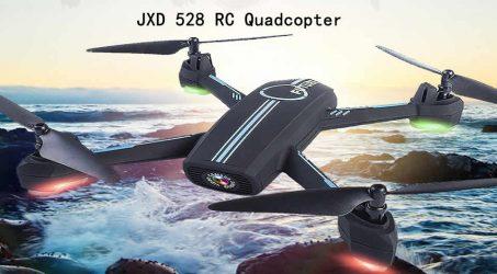 JXD 528 RC Quadcopter