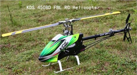KDS 450BD FBL RC Helicopter