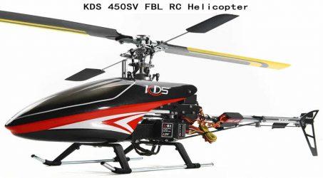 KDS 450SV FBL RC Helicopter