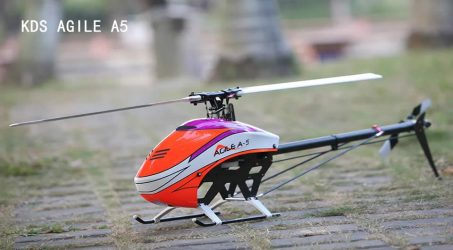 KDS AGILE A5 RC Helicopter