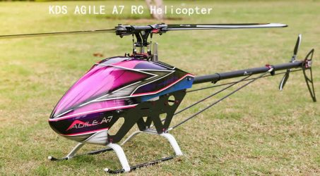 KDS AGILE A7 RC Helicopter