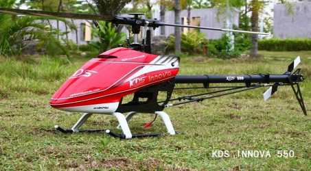 KDS INNOVA 550 RC Helicopter