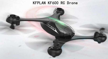 KFPLAN KF600 RC Drone