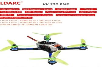 LDARC Kingkong KK 220 FPV Racing Drone
