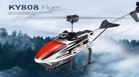 KY808 KY808W RC Helicopter
