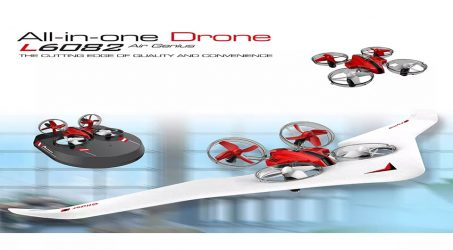 L6082 Air Genius DIY All in One Drone