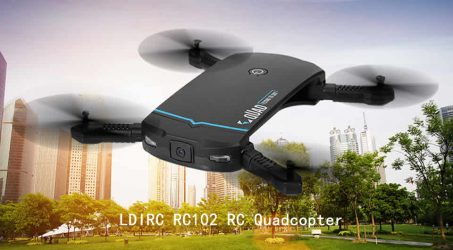 LDIRC RC102 RC Quadcopter