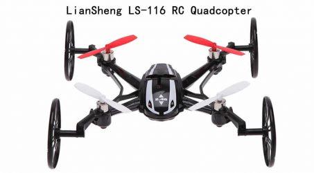 LianSheng LS-116 RC Quadcopter
