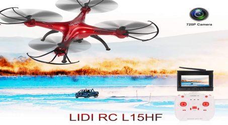 LiDi RC L15HF RC Quadcopter