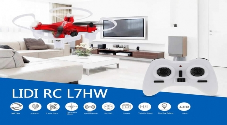 LIDI RC L7HW Mini RC Quadcopter