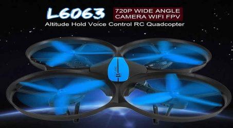 LISHITOYS L6063 RC Quadcopter