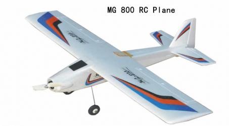 MG 800 RC Plane